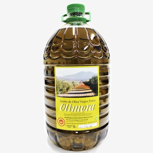 Aceite Oliva Virgen Extra Olimora D.O. Montes de Toledo (5L)