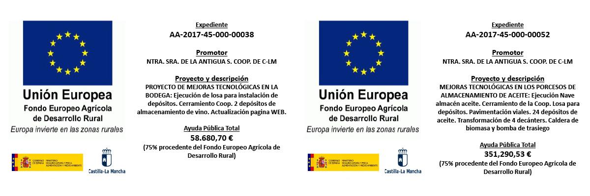 Fondo Eurpeo Agrícola de Desarrollo Rural
