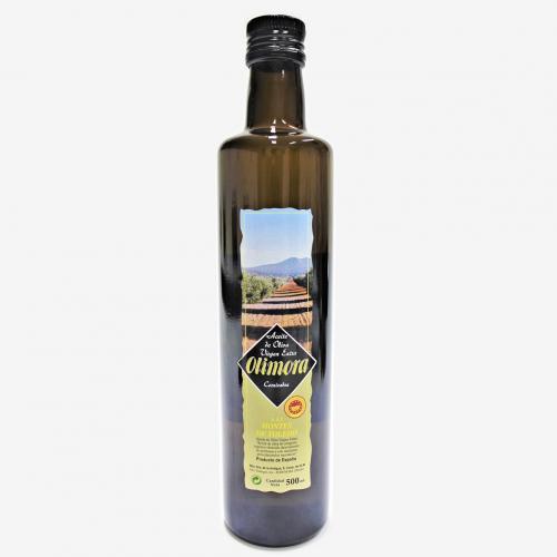 Aceite Oliva Virgen Extra Olimora D.O. Montes de Toledo (1x500ml)